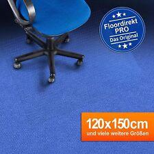 Bodenschutzmatte 120x130cm TeppichbödenBodenschutzmatten Bodenmatte