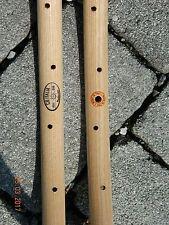 CB ITALIA (n.2) cerchi in legno ROUBAIX vintage per tubolari - Holzfelgen