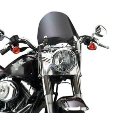 National Cycle - N21927 - SwitchBlade Deflector Windshield, Clear Harley-Davidso