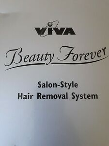 Emjoi Beauty Forever Model V00184 Alternative To Electrolysis Hair Removal NEW