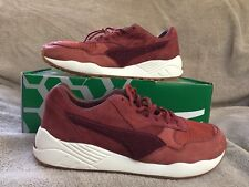 Puma XS 698 BWGH Madder Brown 10 trinomic runner disc blaze r698 maroon burgundy