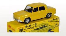 DAN TOYS Renault 8S Jaune 1/43 DAN 044