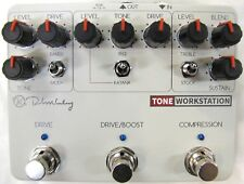 Used Keeley Tone Workstation Compressor Guitar Effects Pedal!