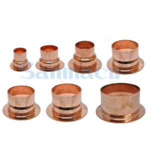 28mm to 108mm  End Feed Copper Liner Insert Pipe Fitting for flange