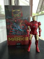 HOT TOYS MMS256D07  MArvel Series - Iron Man 2 ironman Mark III diecast