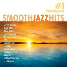 Various Artists - Smooth Jazz Hits: #1 Chart-Toppers / Various [New CD]