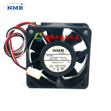 NMB 06025SA-24N-AT 24V 0.11A three-wire 60 * 60 * 25 equipment fan