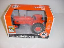 "1/16 Allis Chalmers D-17 ""High Detail"" Tractor NIB 2017 National Farm Toy Museum"