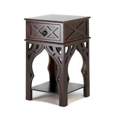 Accent Plus - Moroccan-Style Side Table