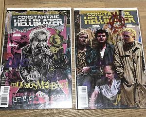 Hellblazer #s 245, 246 Jason Aaron Sean Murphy (DC Comics 2008) John Constantine