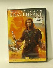 Braveheart (DVD, 2000, Sensormatic - Widescreen) NEW AUTHENTIC REGION 1