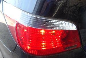 2004 2005 2006 2007 BMW 525 Xi 530i 5 SERIES LEFT DRIVER SIDE TAIL LIGHT OEM E60