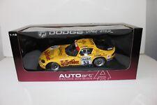 AUTOART 1/18 - DODGE VIPER GTS-R ZAKSPEED #53 1999 89921