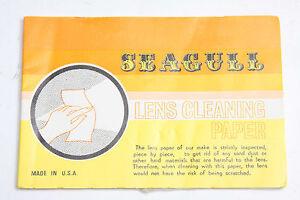 Seagull USA Lens Tissue Ad Pack LensClean - VINTAGE C616