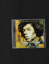 Axis Bold As Love Signed by Noel Redding CD Jimi Hendrix Experience