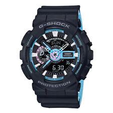 Casio G-Shock Neon Accent Color Watch GA110PC-1A
