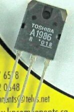 TOSHIBA 2SA1986 TO-3P TRANSISTOR POWER AMPLIFIER