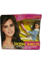 Vintage 1982 Brooke Shields doll 1982 World's Most Glamorous Teenager open box