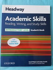 Headway Academic Skills: Introductory: Reading, Writing - Student's book.