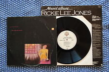 RICKIE LEE JONES / LP 25 CM WARNER BROS. WS 923 805-1 / 1983 ( F-D-D )