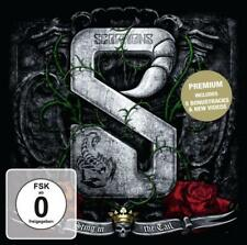 Sting In The Tail - Scorpions (2010) PREMIUM EDITION CD+DVD / NEU & OVP