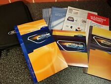 ☆☆ 2004 FORD MUSTANG OWNERS MANUAL GT LX PORTFOLIO SET ☆☆