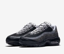 Nike Air Max 95 Essential 749766-014 Black Anthracite Grey Size UK 6 EU 40 New