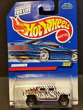 1997 Hot Wheels #858 Hummer - 19529