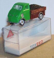 MICRO TOY EKO TOYEKO HO 1/86 1/87 DKW F89 AUTO UNION 2129 & 2131 & 2145 & 2146