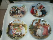 Knowles Collector Plates Set Of 6 Remberer Series