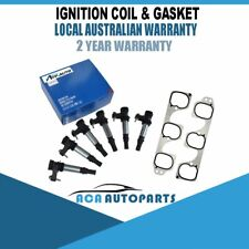 Ignition Coil Pack Set of 6 for Holden VZ V6 Commodore Calais Crewman Berlina