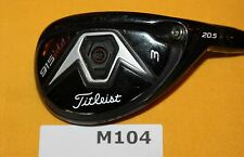Titleist 915 HD 20.5º 3 Hybrid Diamana Stiff Graphite Golf Club HC M104