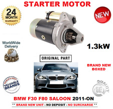 FOR BMW F30 F80 SALOON 335 i xDrive ACTIVE HYBRID 2011 > NEW STARTER MOTOR