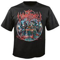 VOMITORY - Blood Rapture - Big Shirt Plus Size XXXXXL 5-XL Oversize Übergröße