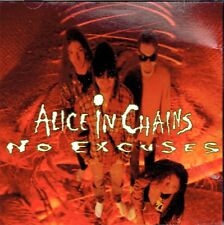 CD PROMO - ALICE IN CHAINS - No excuses