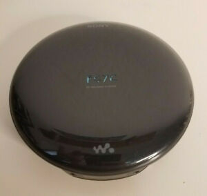 Sony PSYC CD Player Walkman Portable D-NE050 G Protection Working Has some Paint