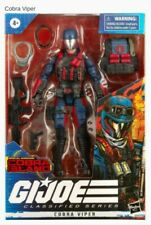 GI JOE CLASSIFIED SERIES COBRA ISLAND COBRA VIPER TARGET EXCLUSIVE In Hand