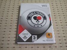 Tischtennis für Nintendo Wii und Wii U *OVP*