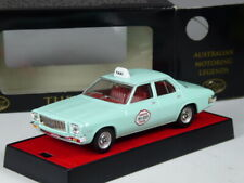 selten: Trax Australia Holden HQ Belmont Taxi in 1:43 in OVP