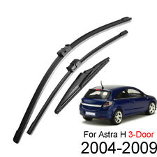 XUKEY Front Rear Windshield Wiper For Opel Astra H Hatchback 2004-2009 2008 2007