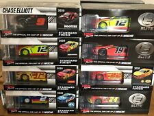 NASCAR ASSORTED 1/24 2020 CARS DIECAST FORD CHEVY TOYOTA LOTS available