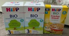 Babynahrung Folgemilch 3 / Früchtemüesli, ab 10. Monat
