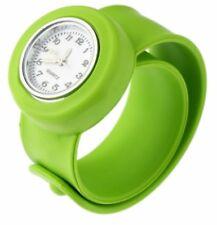 Quality Adults Kids Kids Wrist Watch Strap Quarts Small White Dial Slap Adult