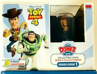 Toy Story 4 Domez Collectible Figures, Zag Disney Pixar ALL CHARACTERS AVAILABLE