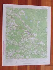 Elizabethtown North Carolina 1958 Original Vintage Usgs Topo Map