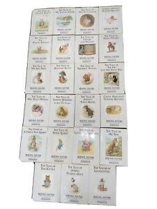 World of Peter Rabbit 23 Book's - Hardback - By Beatrix Potter