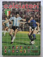 ALBUM CALCIATORI 1979-1980 PANINI QUASI COMPLETO OTTIME CONDIZIONI 79-80
