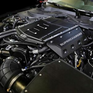 Edelbrock TVS2650R Supercharger Stage 2 Ford Mustang 18-20 5.0L Kit