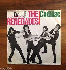 Beat Ita - The Renegades - CADILLAC / BAD BAD BABY - HANSA 18100 AT