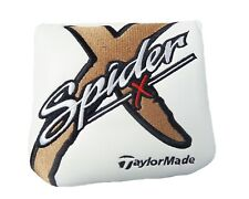 New TaylorMade Spider X Putter Head Cover